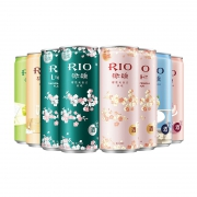 RIO/锐澳 预调鸡尾酒 330ml*4罐19.07元+93个淘金币