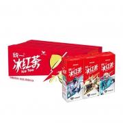 Uni-President 统一 冰红茶饮料 250ml*15盒*3件31.29元(合10.43元/件)