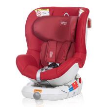 PLUS会员:Britax 宝得适 首卫者 儿童安全座椅 0-4岁 热情红