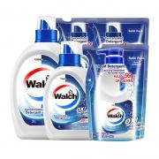 88VIP:Walch 威露士 除菌洁净洗衣液 9斤装 *2件61.4元(折合30.7元/件)