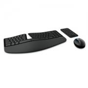 Microsoft 微软 Sculpt人体工学桌面套装 无线键鼠套