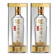 88VIP:LUZHOULAOJIAO 泸州老窖 特曲晶彩 52度 浓香型白酒 500ml*2瓶 双瓶装466.2元包邮(多重优惠)