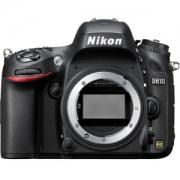 PLUS会员:Nikon 尼康 D610 全画幅 数码单反相机 黑色 单机身