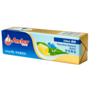 PLUS会员:Anchor 安佳 动脂黄油 咸味 100g*2¥11.26 2.7折 比上一次爆料降低 ¥0.32