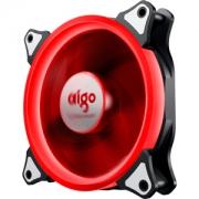aigo 爱国者 极光 12CM 红光 电脑机箱风扇15.9元(需用券)