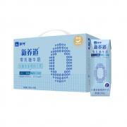 MENGNIU 蒙牛 新养道低脂高钙零乳糖牛奶 250ml*10包*3件