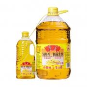 luhua 鲁花 5S压榨一级花生油 5.436L + 0.9L小瓶125.89元包邮(双重优惠)