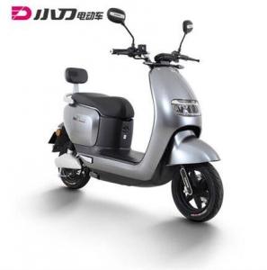 XDAO 小刀电动车 E族-S 电动摩托车 XD500DQT-62 60V20Ah铅酸电池 银河灰  2699元
