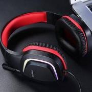Dareu 达尔优 LH712 头戴式游戏耳机