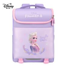 Disney 迪士尼 儿童卡通书包 双肩包 紫色
