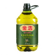 JINHAO 金浩 橄榄油调和油 4L¥34.39 4.3折 比上一次爆料降低 ¥35.51