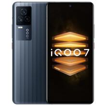 14点:vivo iQOO 7 8GB 256GB 黑境