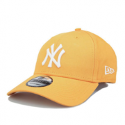 New Era 男士 League 9Forty NYY 黄色棒球帽