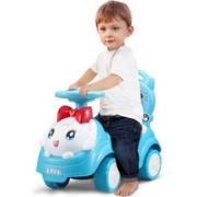 PLUS会员!NUKIED 纽奇 儿童四轮滑行车