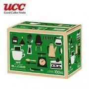UCC 悠诗诗 100p日本原装网红挂耳咖啡 700g109元包邮
