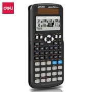 PLUS会员:deli 得力 JD991CN 科学函数计算器