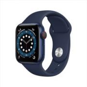 PLUS会员:Apple Watch Series 6智能手表 GPS 蜂窝款 40毫米3549元