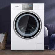 Panasonic 松下 XQG100-NGA6F 烘洗一体机 10公斤5308元