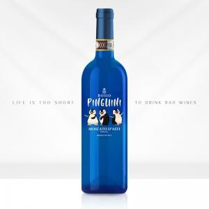 DOCG博索 小企鹅起泡葡萄酒 750ml*3件