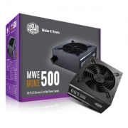 COOLER MASTER 酷冷至尊 MWE 500 直出 电脑电源 铜牌(85%)500W 非模组化229元包邮(需用券)