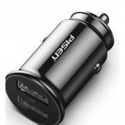 PISEN 品胜 车载充电器 12W mini短款