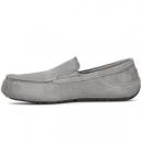 UGG 男士商务双鞋垫款舒适开车一脚蹬休闲单鞋豆豆鞋