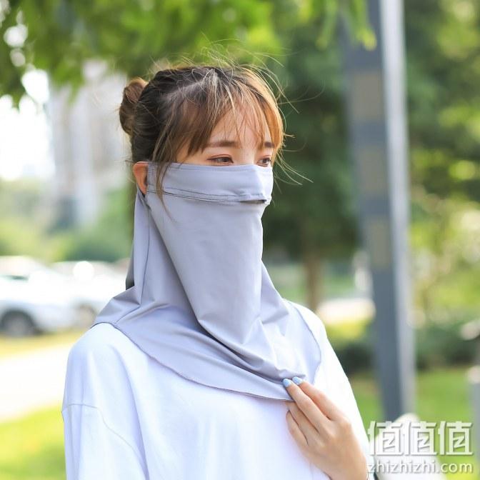 防晒口罩怎么选择?防晒面巾挑选指南