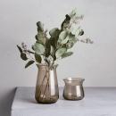 日本进口 KINTO luna base 透明玻璃花瓶