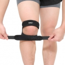 AOLIKES 护髌骨加压带运动护膝 硅胶款 一副(2只)