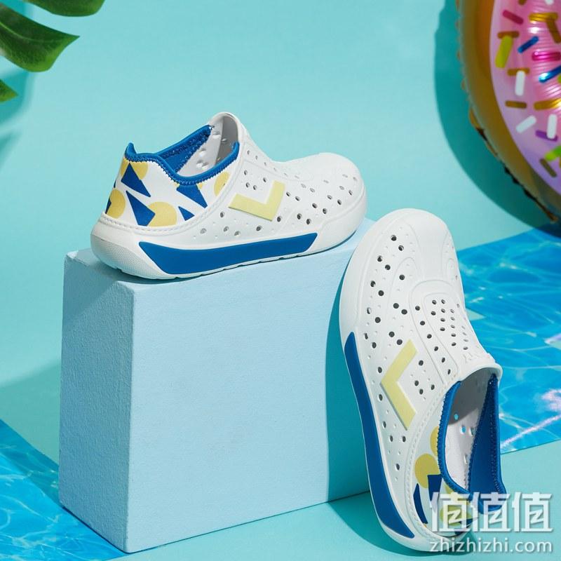 PONY 透气排水运动拖鞋
