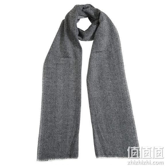 Mehrunnisa 手工制作羊绒纯羊毛围巾