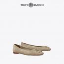 TORY BURCH 汤丽柏琦 SQUARE 方头芭蕾舞平底鞋
