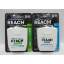 REACH 丽奇 洁牙线 2盒装 有蜡薄荷味+含蜡无味
