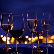 Riedel 醴铎 Vinum系列 香槟杯 6416/08 160ml*2只