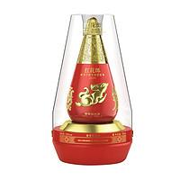 LANGJIU 郎酒 红花郎 鼠年生肖纪念酒 53度 酱香型白酒   750ml