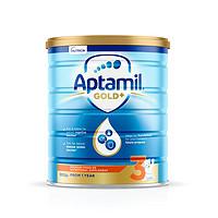 Aptamil 爱他美 升级版金装 婴幼儿配方奶粉 3段 900g