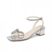 BASTO 百思图 RX4A5531DB1BL1 女士凉鞋239元(包邮,需用券)