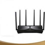 TP-LINK 普联 AX5400 三频千兆 WiFi6 路由器 易展Turbo版539元包邮(需定金10元,30日0点付尾款)