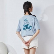TONLION  唐狮  女士宽松短袖T恤  62622FC002235867831.36元(需运费)