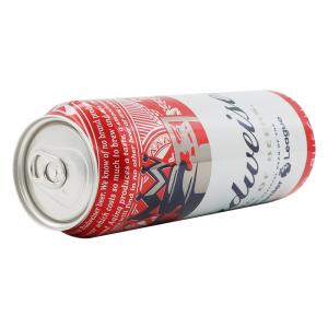 Budweiser 百威 进口经典啤酒 568ml*24罐装