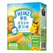 Heinz 亨氏 五大膳食系列 宝宝磨牙棒 蔬菜味 64g