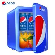 PLUS会员:PEPSI 百事 车载冰箱 4L 高端蓝169元