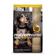 PLUS会员:nutram 纽顿 T27 鸡肉全期犬粮 6kg+卫仕犬钙片275元包邮(双重优惠)