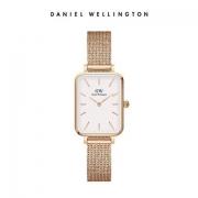 Daniel Wellington 丹尼尔惠灵顿 Square Watch 20X26 Mesh 女款轻奢小方表1264.55元