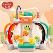 PLUS会员:Huile TOY'S 汇乐玩具 婴幼儿六面体