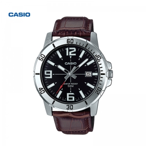 CASIO 卡西欧 MTP-VD01L 男士防水手表