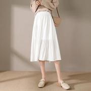 LaChapelle  拉夏贝尔旗下  半身裙 23023-12JN-01