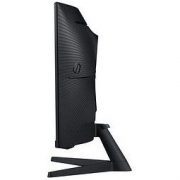 SAMSUNG 三星 SAMSUN)玄龙骑士G5显示器27英寸2K电竞144Hz电脑曲面显示屏C27G54TQWC 黑色 曲面