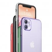 UGREEN 绿联 iPhone 11 Pro 手机壳 全透明  *2件