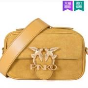 88VIP:PINKO 品高  迷你燕子包 单肩斜挎包 1P21XRY6JE